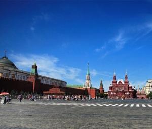 莫斯科红场阅兵室